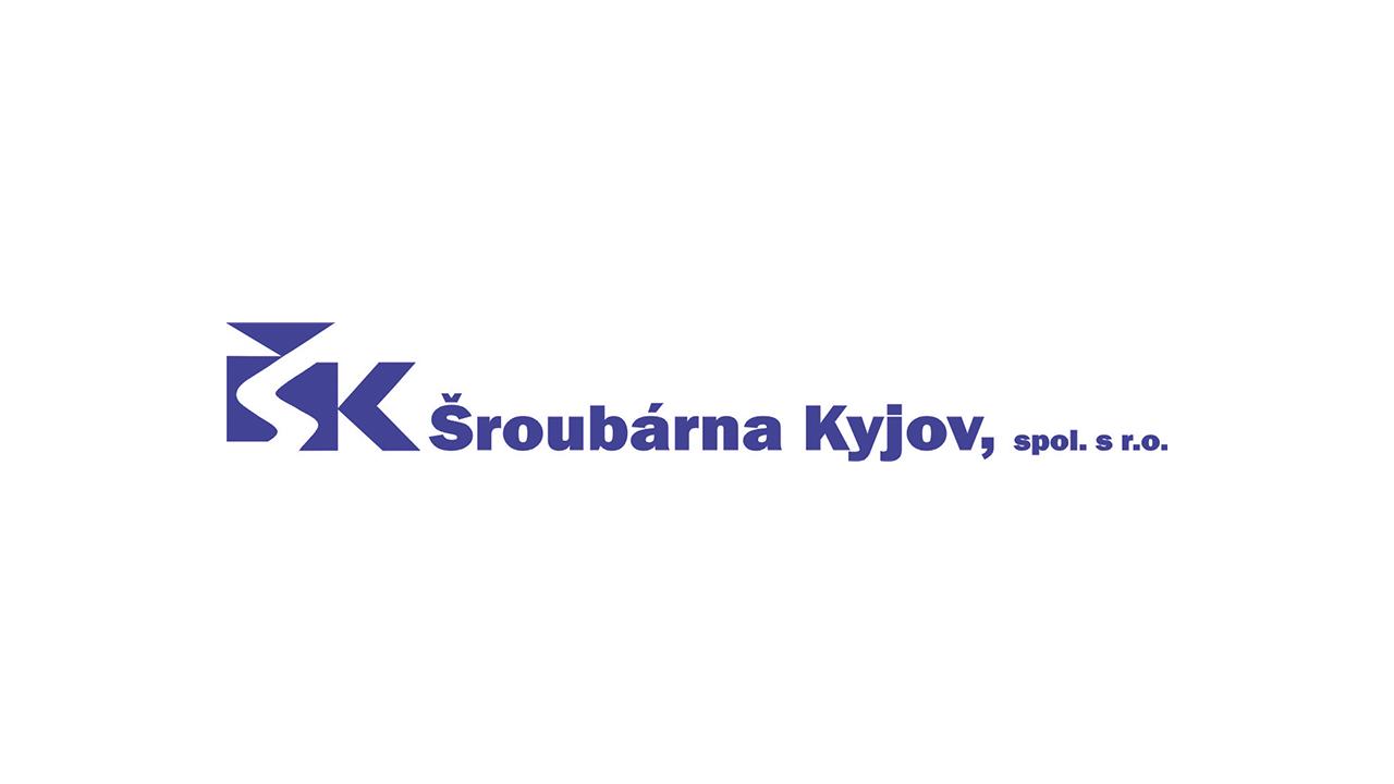 šroubárna kyjov logo